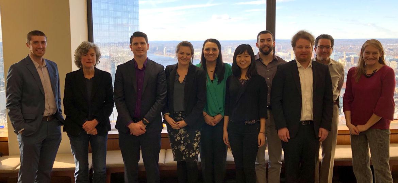 BSD trainee shares experience of myCHOICE Biopharma Trek