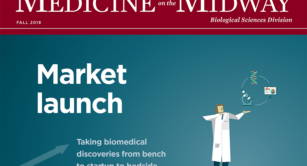 Medicine on the Midway Fall 2018 issue cover
