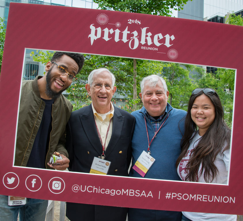 2020 Pritzker School of Medicine Reunion