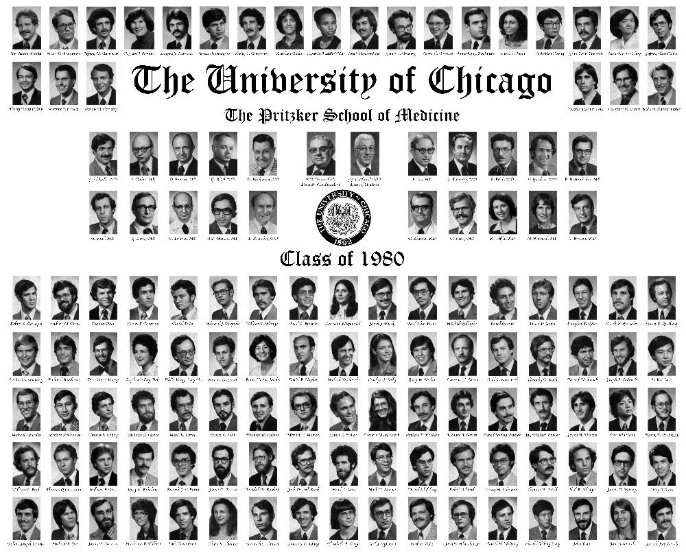 Pritzker Class of 1980