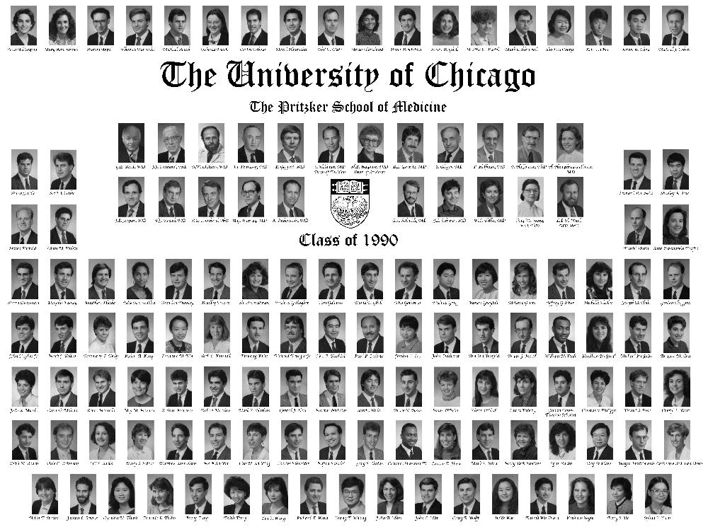 Pritzker Class of 1990