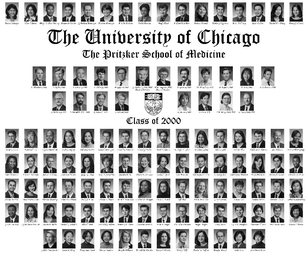 Pritzker Class of 2000