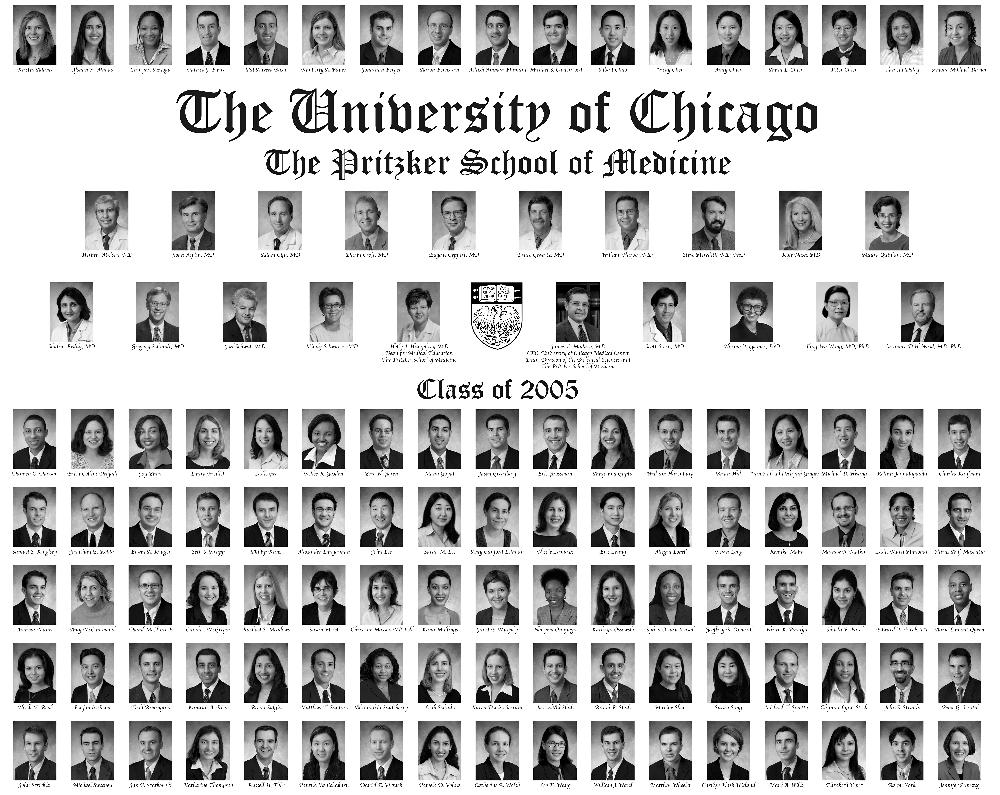 Pritzker Class of 2005