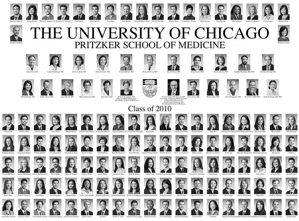 Pritzker Class of 2010