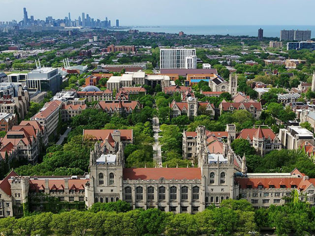 UChicago campus