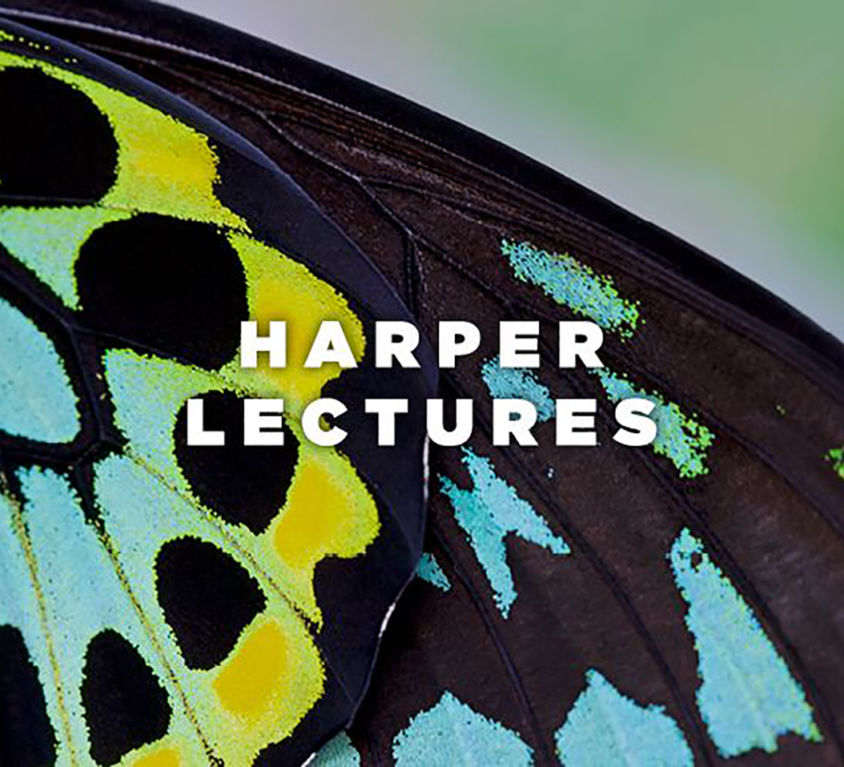 Harper Lecture: Insights from Novel Research Organisms