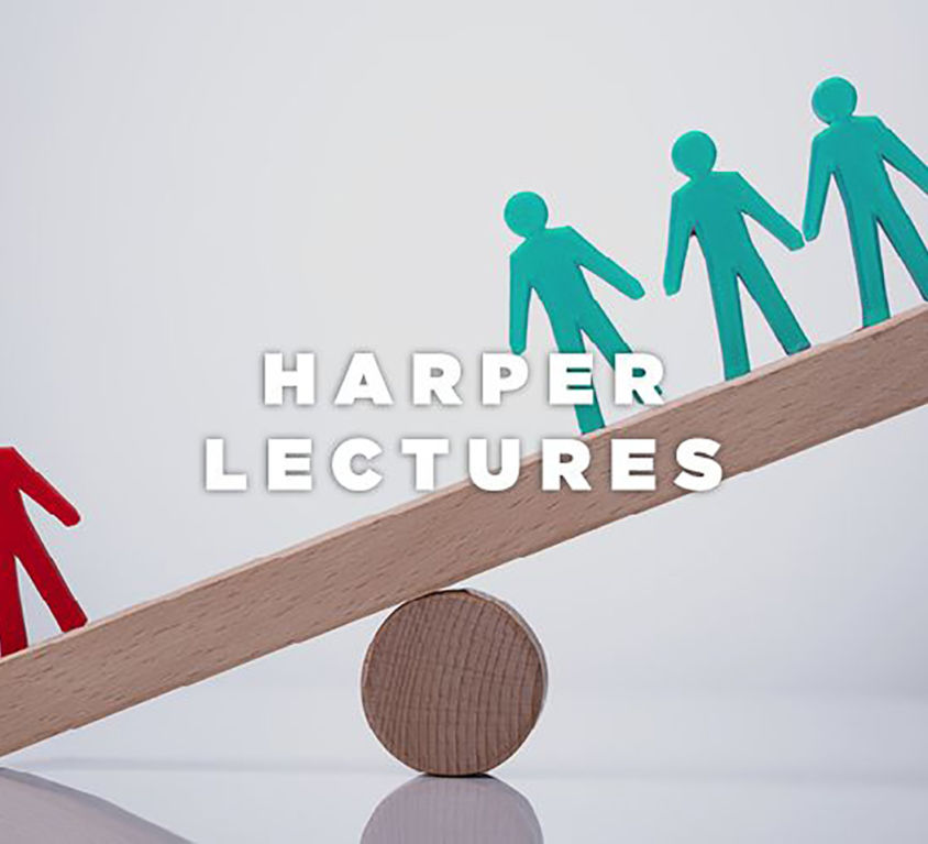 Harper Lecture: Inequality in the Labor Market
