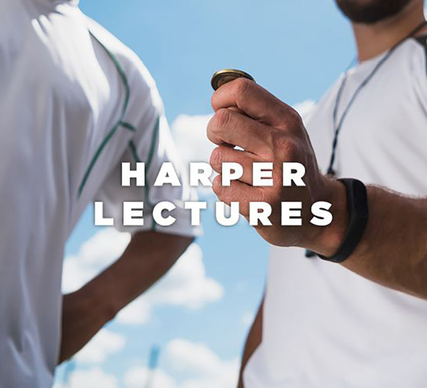 Harper Lecture: The Role of Chance in Opportunities and Outcomes
