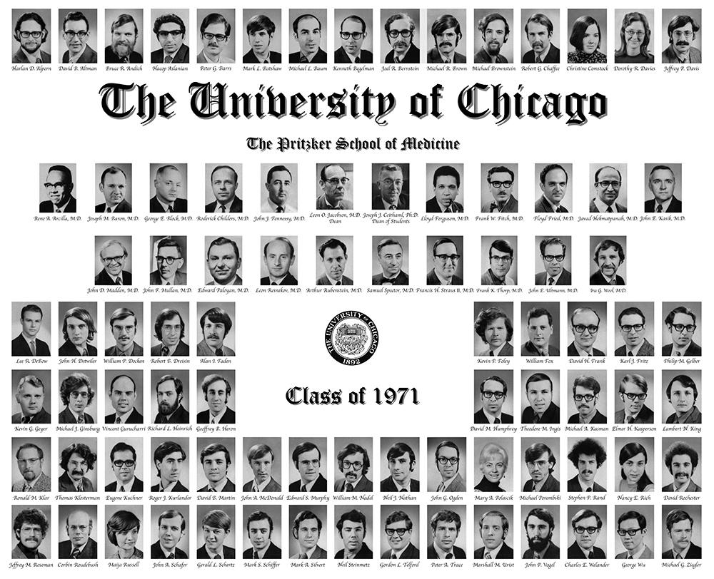 Pritzker Class of 1971