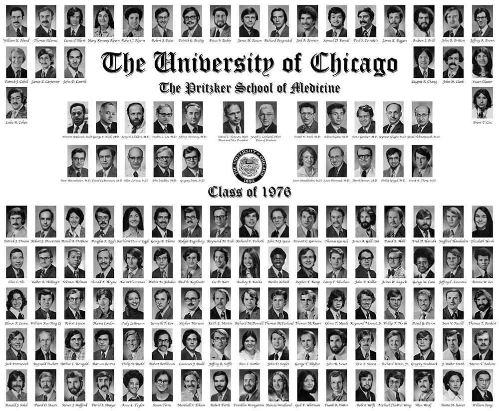 Pritzker Class of 1976