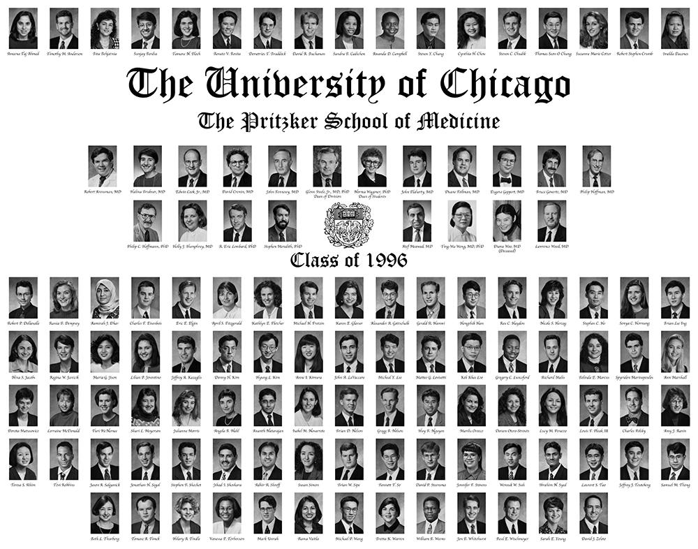 Pritzker Class of 1996