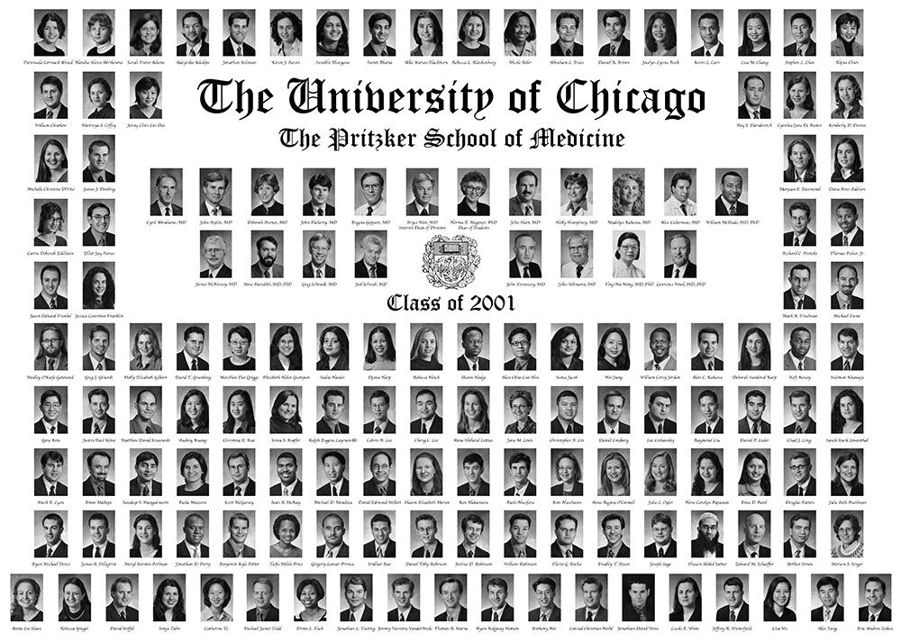 Pritzker Class of 2001