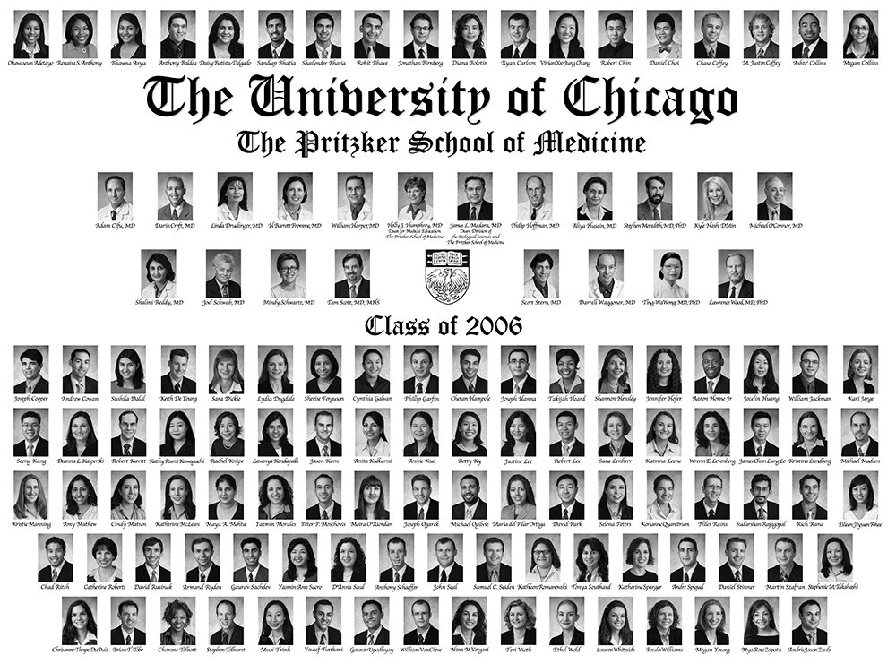 Pritzker Class of 2006