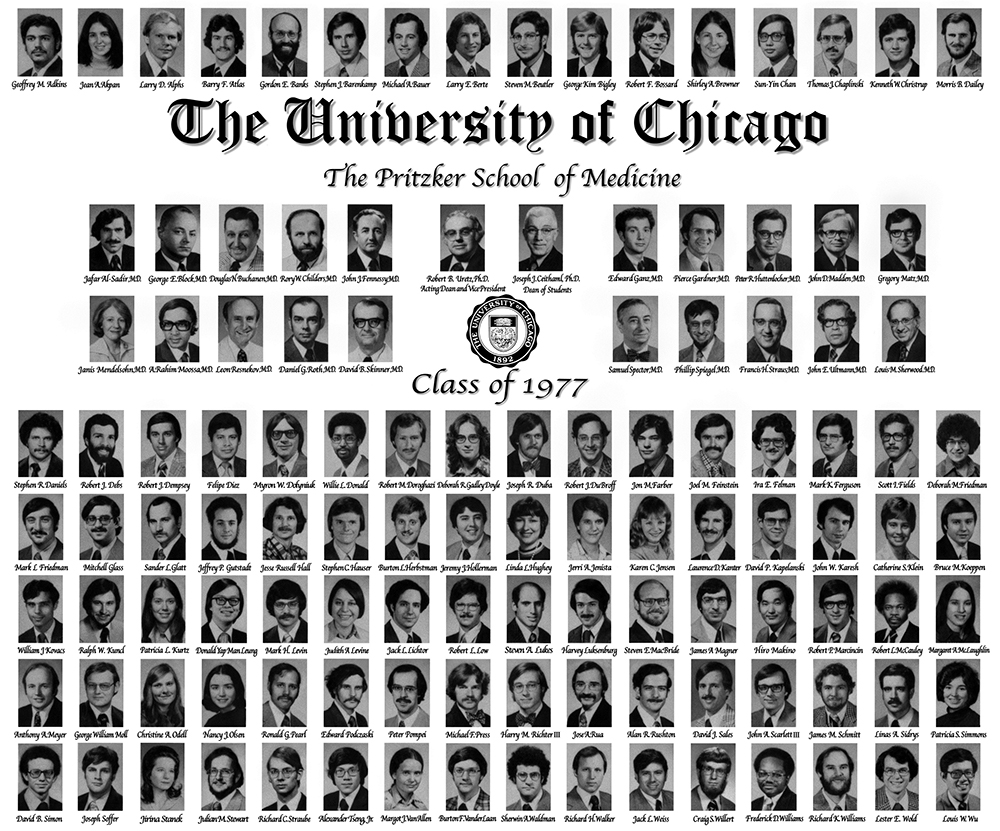 Pritzker Class of 1977