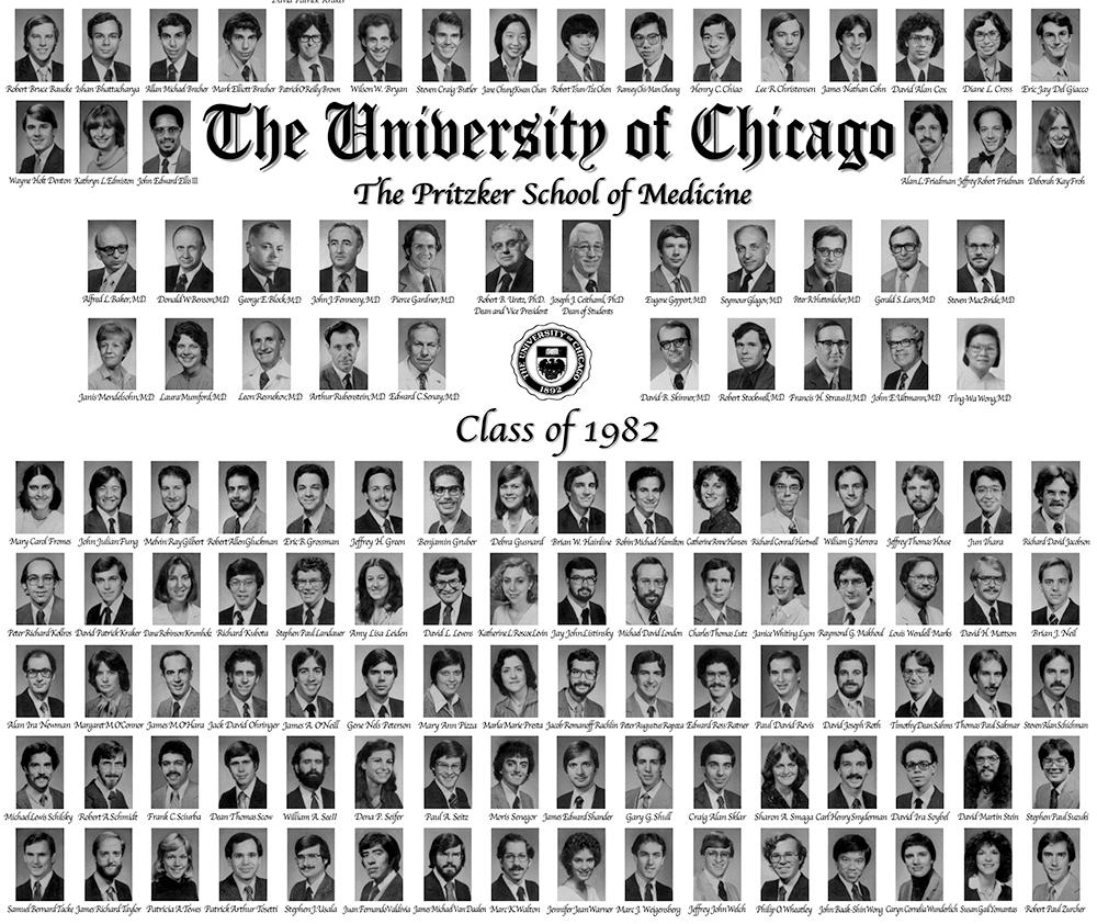 Pritzker Class of 1982