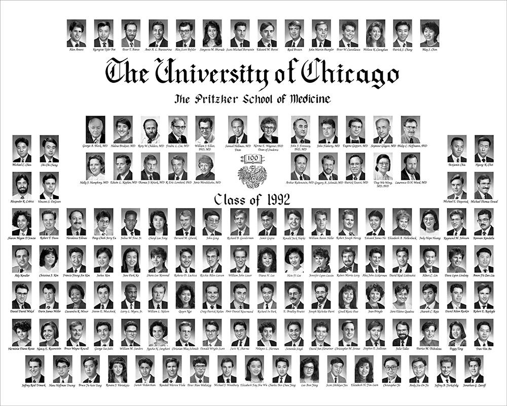 Pritzker Class of 1992