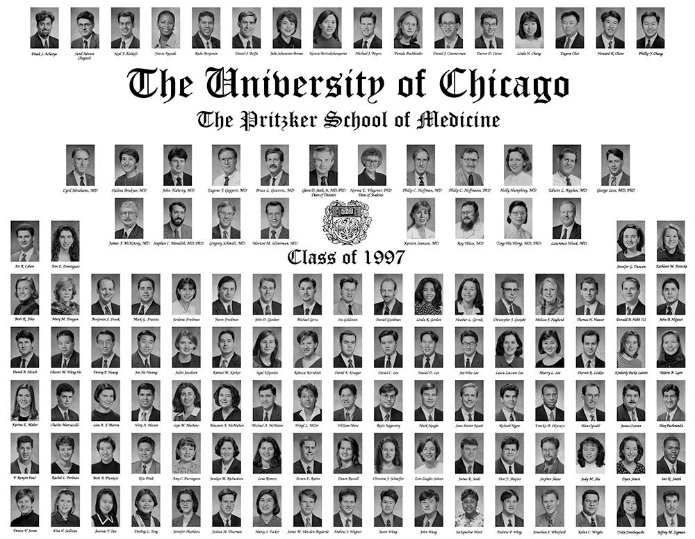 Pritzker Class of 1997