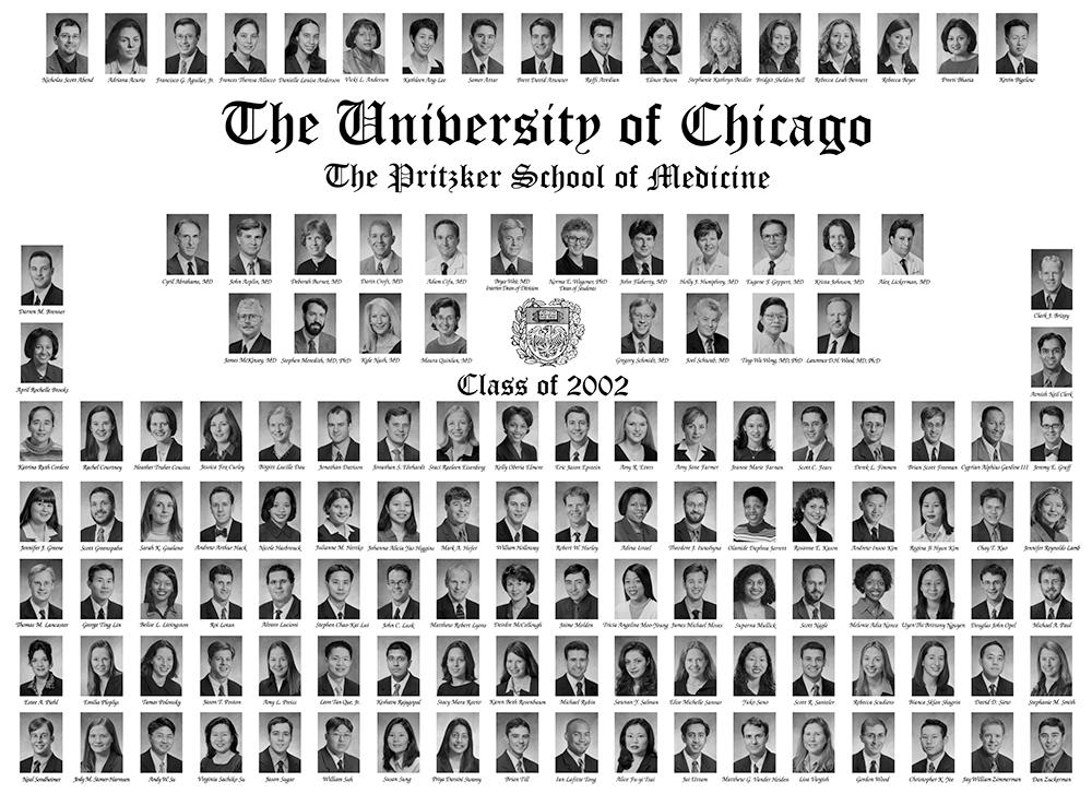 Pritzker Class of 2002