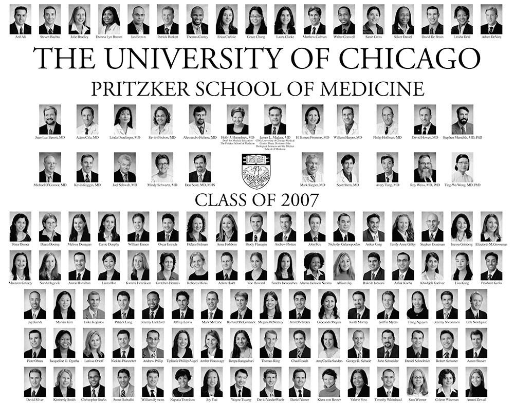 Pritzker Class of 2007