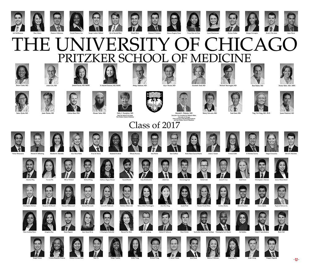 Pritzker Class of 2017